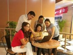 秦巴山片区在渝开展电商创业培训课 培训课上有50名妇女参加