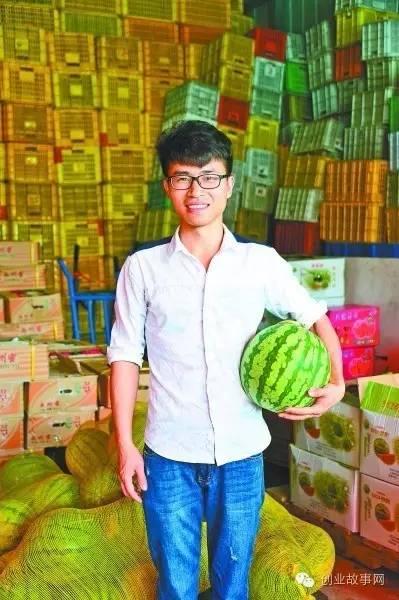 大学生创水果连锁店 年销售额近3000万