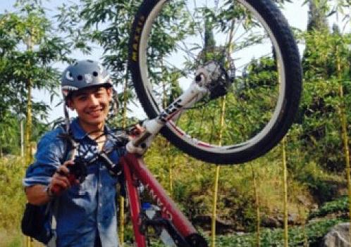 大学生创业 创业经验分享 自行车租车