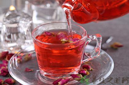 玫瑰花泡水喝的害处