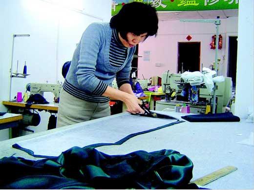 农村创业项目 缝纫店