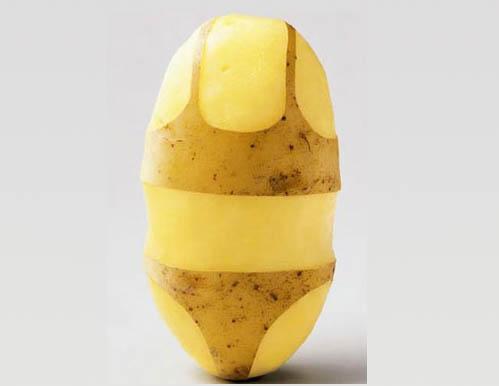 土豆是一种营养非常全面的食品